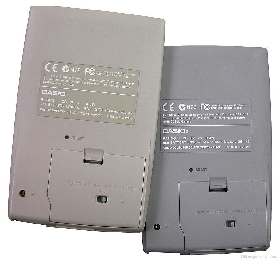 casio n78 user manual