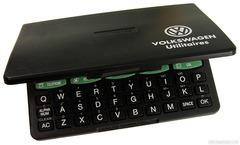 Advert version for VolksWagen commercial vehicles