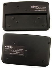 Back sides of DC-200 and DC-210