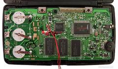 Main electronic card